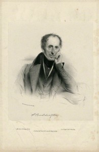 Samuel Boddington, By William Drummond, printed by Day & Haghe, published by Thomas McLean, lithograph, c. 1835, NPG D31925. Image © National Portrait Gallery.