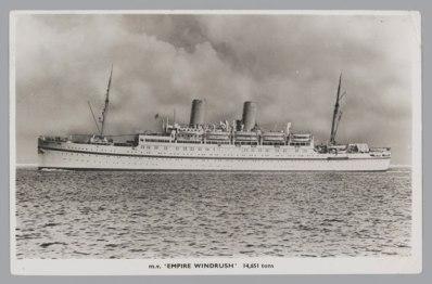 Windrush Postcard
