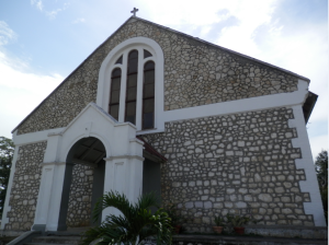 St. Paul's Anglican Church, Chapelton, Clarendon