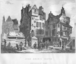 John Knox House 1843