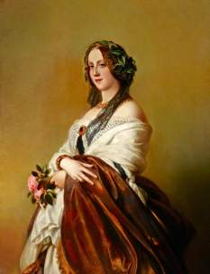 Harriet, 2nd Duchess of Sutherland (c) National Trust, Cliveden; Supplied by The Public Catalogue Foundation