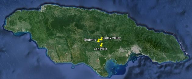 Plantation Locations