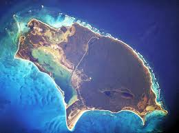 Barbuda Satellite Map
