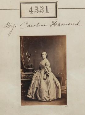 Caroline Shedden
