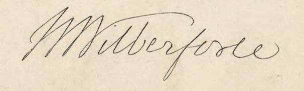 William_Wilberforce_signature